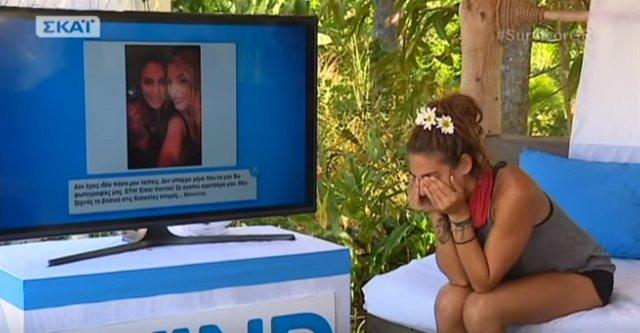 Γέλια & κλάματα στο Survivor: Τα μηνύματα που έλαβαν οι διάσημοι από φίλους