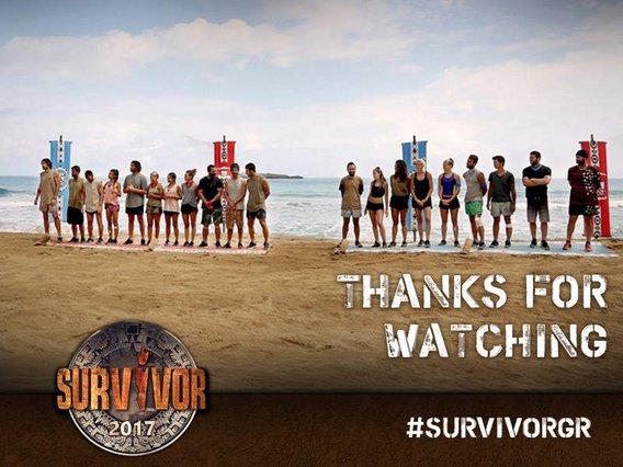 Το Survivor άφησε πίσω το Rising Star: Χαοτική η διαφορά [νούμερα τηλεθέασης]
