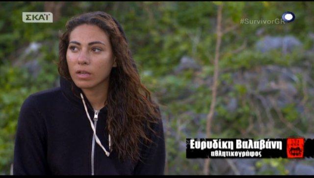 Survivor: Αποκαλύφθηκε σκάνδαλο με τη συμμετοχή της Ευρυδίκης Βαλαβάνη