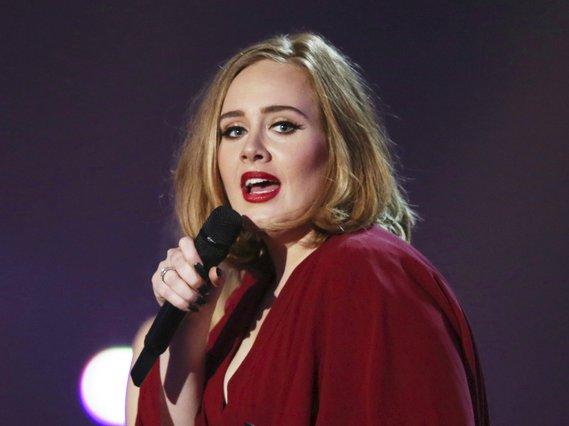 <p><span style= font-size:11px >Adele Photo by Joel Ryan/Invision/AP, File</span></p>