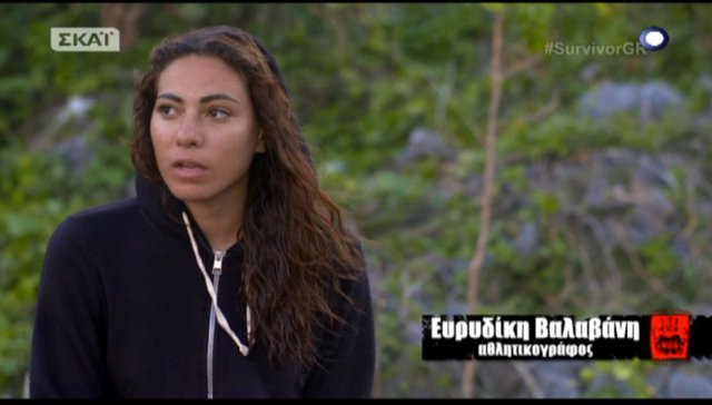 Survivor: Γιατί λύγισε η Ευριδίκη Βαλαβάνη- Τι είπε στην κάμερα [vds]