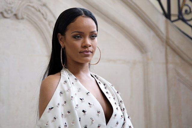 <p><span style= font-size:11px >Rihanna (AP Photo/Thibault Camus)</span></p>