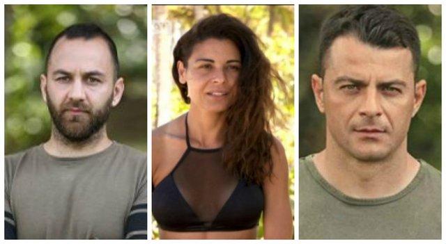 Survivor: Μισθοφόρος & Ειρήνη εναντίον Ντάνου με πολύ σκληρά λόγια [vds]