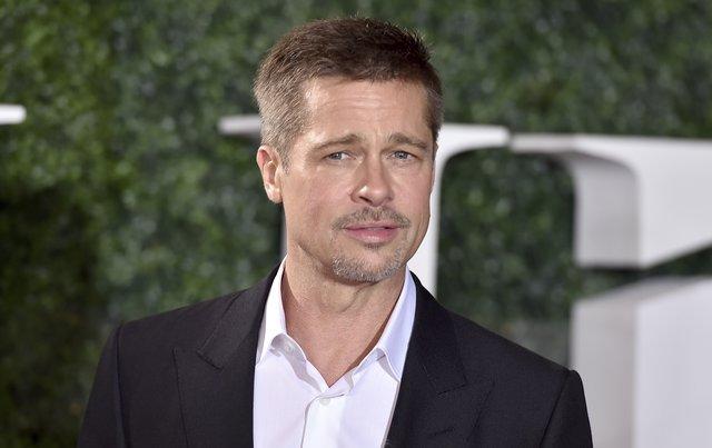<p><span style= font-size:11px >Brad Pitt (Photo by Jordan Strauss/Invision/AP)</span></p>