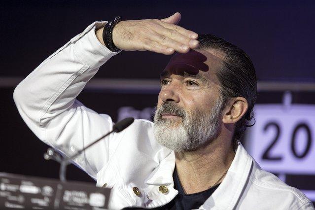 Αντόνιο Μπαντέρας: Η αλήθεια για το καρδιακό επεισόδιο που υπέστη. Πώς είναι η υγεία του;