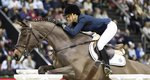 Ατύχημα για την Αθηνά Ωνάση: Έπεσε από το άλογό της σε αγώνες