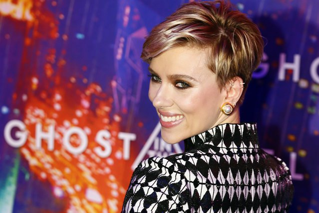 <p>Scarlett Johansson (AP Photo/Francois Mori)</p>