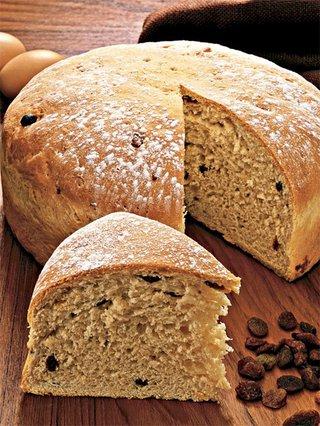Ψωμί με κρόκο Κοζάνης