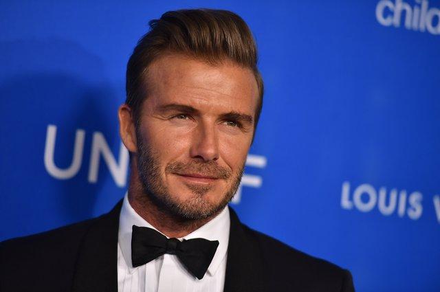 <p><span style= font-size:11px >David Beckham (Photo by Jordan Strauss/Invision/AP)</span></p>