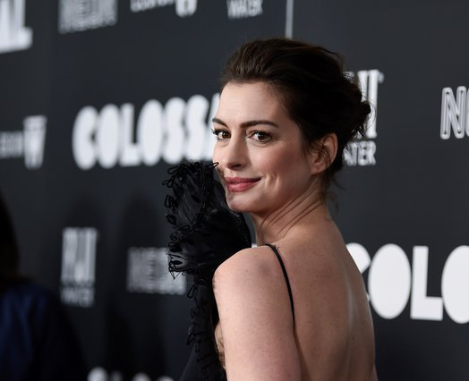 <p><span style= font-size:11px >Anne Hathaway (Photo by Evan Agostini/Invision/AP)</span></p>