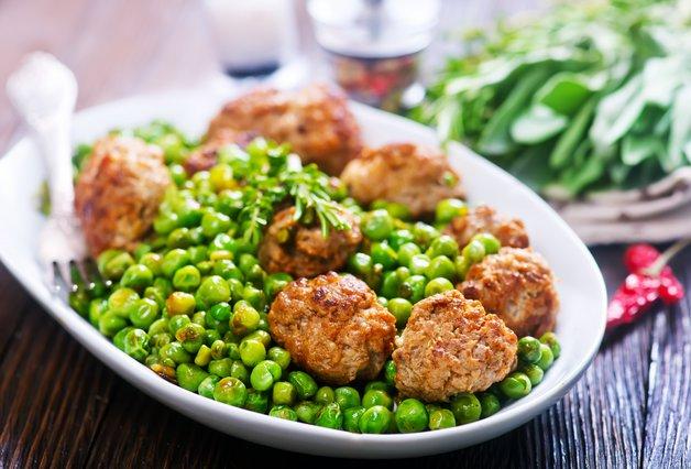 Ιδέες & πιάτα με αρακά για να τον τρώνε όλοι (και τα παιδιά)