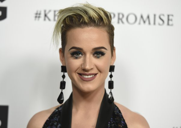 <p>Katy Perry (Photo by Jordan Strauss/Invision/AP)</p>