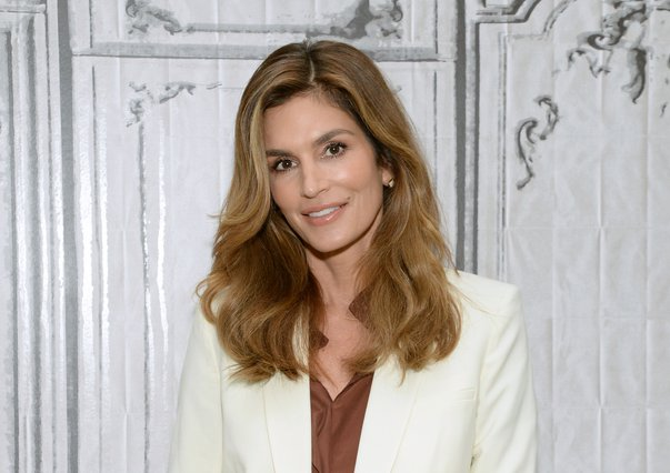 <p><span style= font-size:11px >Cindy Crawford (Photo by Evan Agostini/Invision/AP)</span></p>