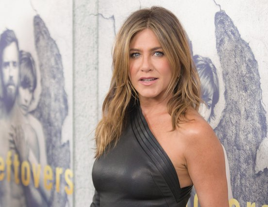 <p>Jennifer Aniston (Photo by Willy Sanjuan/Invision/AP)</p>