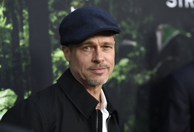 <p>Brad Pitt (Photo by Chris Pizzello/Invision/AP)</p>