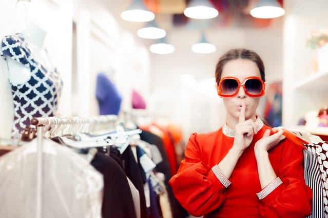 <p>Πάμε για ψώνια; Κάνει καλό!</p>