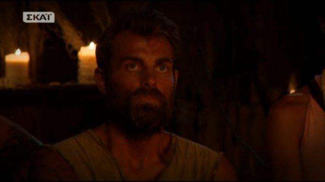 Χανταμπάκης: Σοκαρισμένος & ανέκφραστος άκουσε ότι αποχωρεί από το Survivor [vds]
