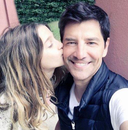 Σάκης Ρουβάς &  κόρη γιορτάζουν μαζί και στο Instagram [photo]