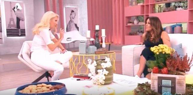 Ελένη Μενεγάκη & Ναταλία Γερμανού σχολιάζουν το Survivor