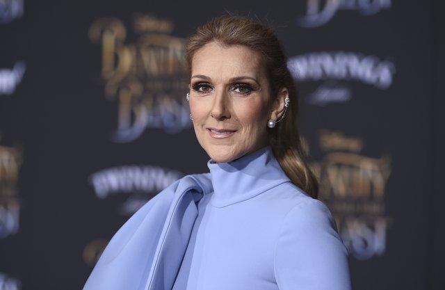 <p>Celine Dion (Photo by Jordan Strauss/Invision/AP)</p>