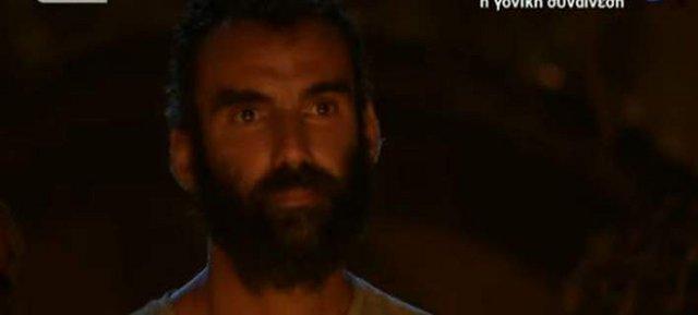 Survivor: Τα «έχασαν» οι Διάσημοι -και- με την αποχώρηση του Λάμπρου Χούτου [vds]