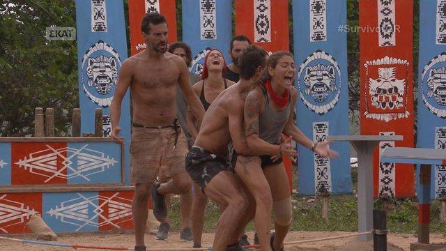 Survivor: Ποια ομάδα κέρδισε το έπαθλο επικοινωνίας;