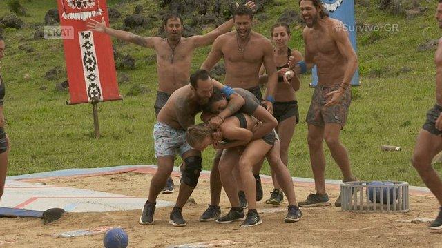Survivor: Ποια ομάδα έφαγε τελικά στο χθεσινό επεισόδιο;