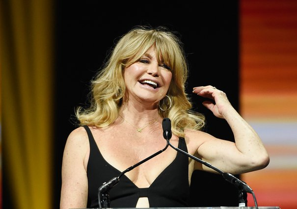 <p>Goldie Hawn (Photo by Chris Pizzello/Invision/AP)</p>