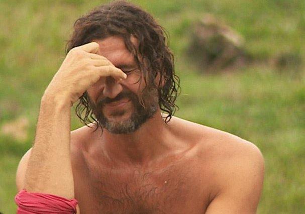Survivor: Αποχώρησε ο Κώστας Κοκκινάκης. Δες την αντίδρασή του