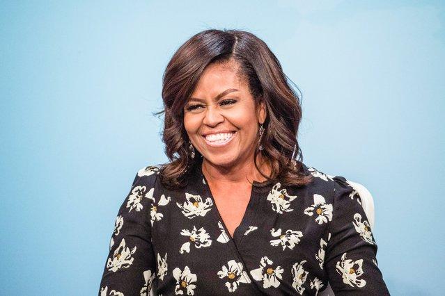 Μισέλ Ομπάμα: Εντυπωσιάζει ως Κλεοπάτρα [photos]