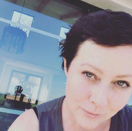 Σάνον Ντόχερτι: «Απαλλάχθηκα από τον καρκίνο!» [photos]