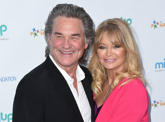<p>Kurt Russell and Goldie Hawn (Photo by Jordan Strauss/Invision/AP)</p>