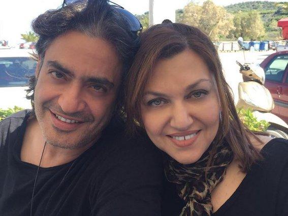 Διονύσης Σχοινάς: Πότε αντίκρισε πρώτη φορά τη γυναίκα της ζωής του Καίτη Γαρμπή