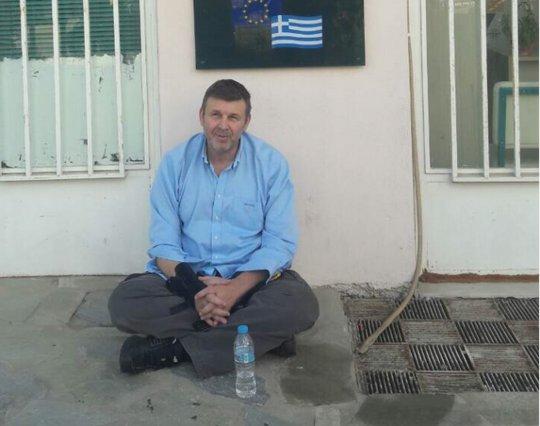 Απεργία πείνας ξεκίνησε ο Απόστολος Γκλέτσος