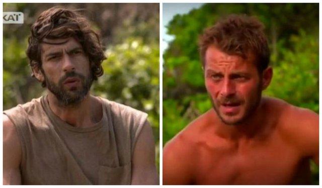 Survivor: Μαλλιά κουβάρια Διάσημοι και Μαχητές & καβγάς Ντάνου - Σπαλιάρα με «χοντράδες» [vds]