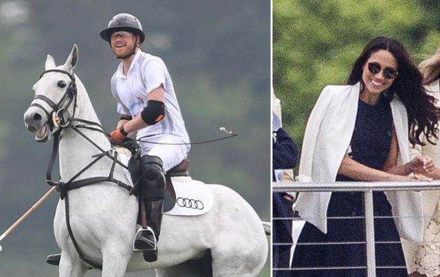 Πρίγκιπας Χάρι: Η πρώτη τρυφερή δημόσια εκδήλωση με την αγαπημένη του [photos]