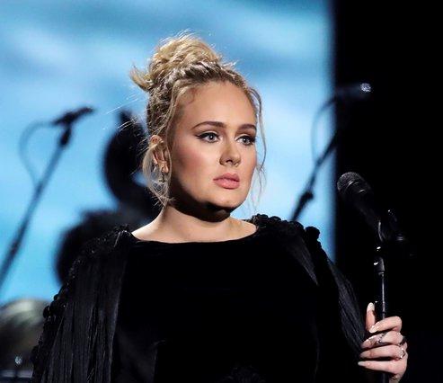 <p>Adele (Photo by Matt Sayles/Invision/AP)</p>
