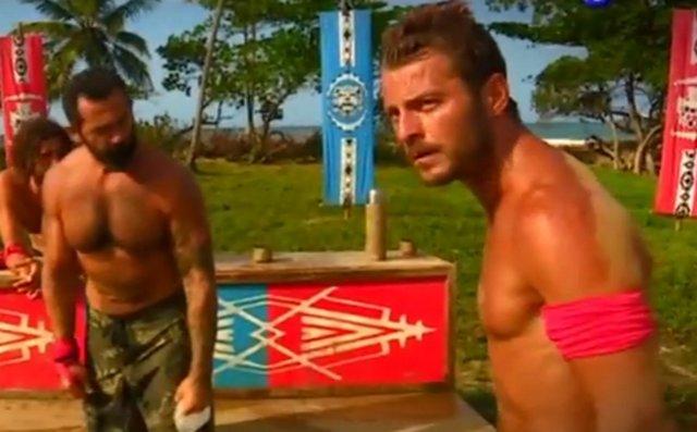Survivor: Στα «κάγκελα» Διάσημοι και Μαχητές από τα νεύρα - Ντάνος εκτός ελέγχου [vds]