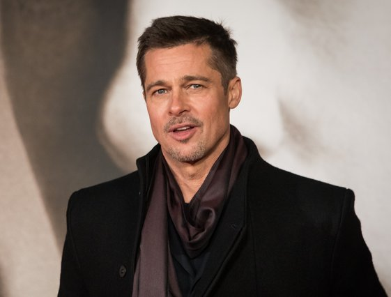 <p>Brad Pitt (Photo by Vianney Le Caer/Invision/AP)</p>