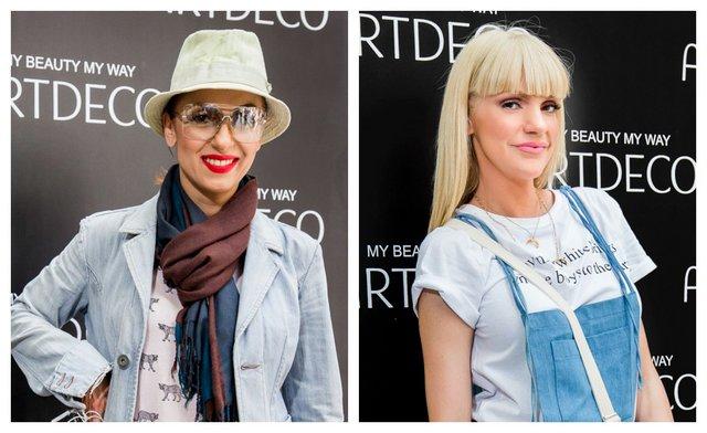 Σάσα Σταμάτη & Ματθίλδη Μαγγίρα: Δες τες με σούπερ σπορ εμφάνιση και αντίγραψε το στιλ τους [photos]