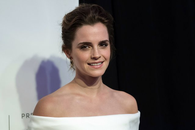 <p>Emma Watson (Photo by Charles Sykes/Invision/AP)</p>