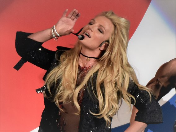 <p>Britney Spears (Photo by Rob GrabowskiInvision/AP)</p>