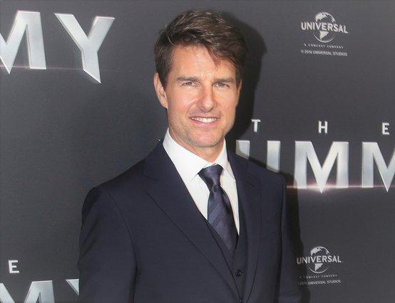 <p>Tom Cruise (AP Photo/Rick Rycroft, File)</p>