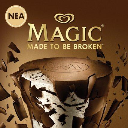 Τα νέα παγωτά Magic ήρθαν για να «τα σπάσουν»