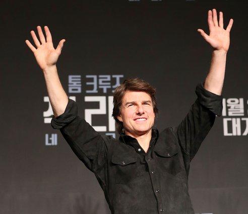 <p>Tom Cruise (AP Photo/Lee Jin-man)</p>