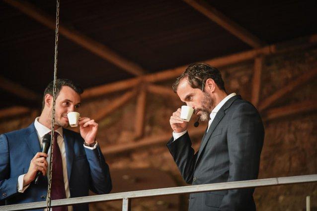 Ο νικητής του διαγωνισμού Nespresso Coffee Expert ετοιμάζεται για Βραζιλία!
