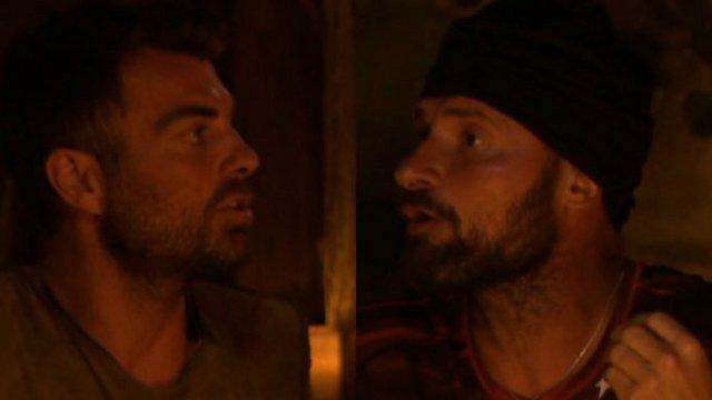 Όταν ο Στέλιος Χανταμπάκης συνάντησε τον Πάνο Αργιανίδη έξω από το Survivor