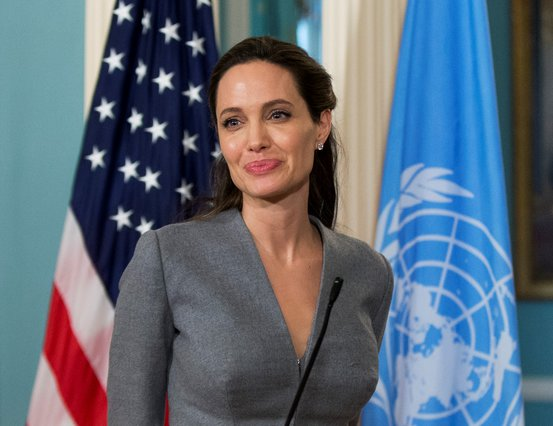 <p>Angelina Jolie (AP Photo/Manuel Balce Ceneta)</p>