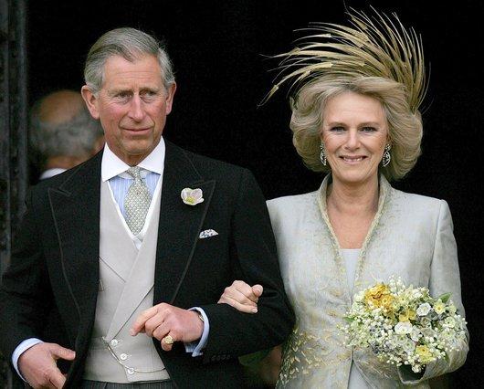 <p>Prince Charles and Camilla Duchess of Cornwall (AP Photo/ Alastair Grant, File)</p>