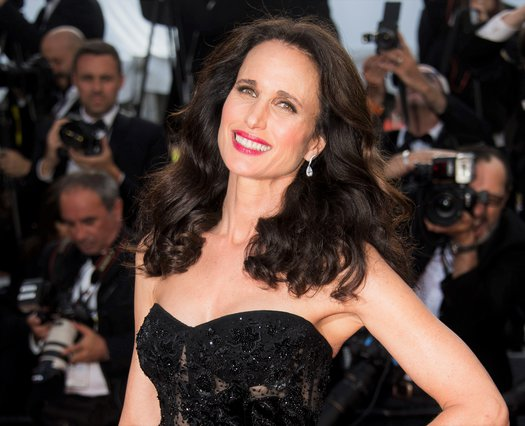 <p>Andie MacDowell (Photo by Arthur Mola/Invision/AP)</p>